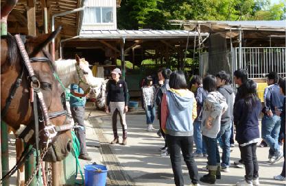 乗馬 イメージ01