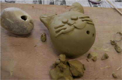 土笛作り イメージ03