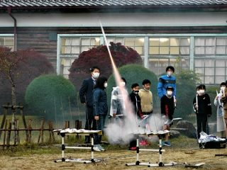 モデルロケット 長野